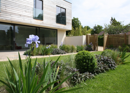 Contemporary Garden 1